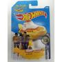 Miniatura 1/64 Hot Wheels 2016 Yellow Submarine The Beatles