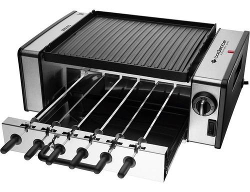 Churrasqueira Elétrica Cadence Automatic Grill 127v Ic