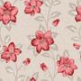 Papel De Parede Floral Delicado Lavável Vinil