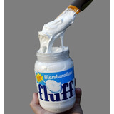 Marshmallow De Colher Pote Fluff - O Melhor Do Mundo - 213gr