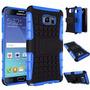 Capinha Anti-shock Celular Samsung Galaxy Note 5 + P/ Vidro