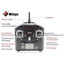 Radio Controle P/ Wltoys V911, V912, V913 - Somente O Radio!
