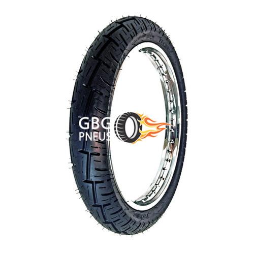 Pneu Traseiro Technic 90 90 - 18 City Turbo 57p - Gbg Pneus