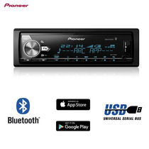 Media Receiver Pioneer Mvh-x588bt Bluetooth Mixtrax Usb