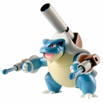 Pokemon Battle Attack - Mega Blastoise - Articulado - Tomy