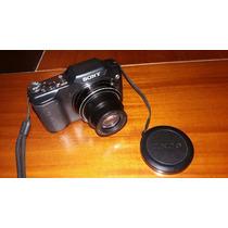 Câmera Sony Dsc-h20 10.1 Mp + Bolsa + Cartão De Memória 4gb