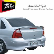 Aerofolio Para Corsa Sedan 200 A 2012 Sem Led Tgpoli 03.203