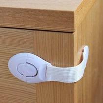 Trava Protetora Bebê Para Gavetas Portas De Armário - 20pcs