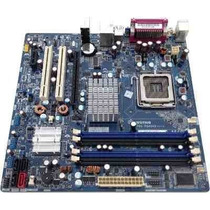 Placa Mae Pos-pq45au Lga775 Ddr2 Gamer Intel