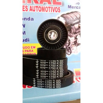 Kit Correia Alternador Acessorios+polias Mercedes Classe A
