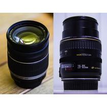 Kit Lentes Canon 18-200 Mm F3.5-5.6 / 28-105 Macro F3.5-4.5