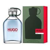 Perfume Hugo Boss Man Edt 125 Ml Lacrado