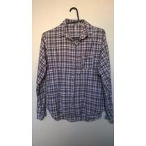 Blusa Camisa Xadrez Feminina P/m *frete Grátis