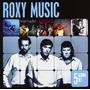 Cd Roxy Music 5 Album Set =import= Novo Lacrado