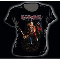 Baby Look Iron Maiden.