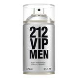 Carolina Herrera 212 Vip Men - Body Spray Masculino 250ml