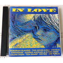 Cd In Love-deborah Blando-the Cover Girls