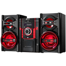 Mini System Lenoxx Ms844-cd,rádio Fm,usb,aux-bivolt