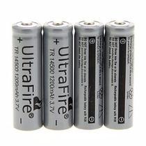 Bateria Recarregavel 14500 900/4200mah 3.7v Lanterna Tatica