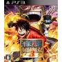 One Piece Pirate Warriors 3 Ps3 Midia Digital Psn