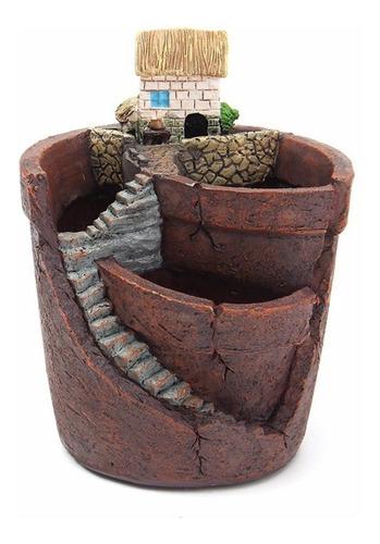 Plantas Criador Pote Cidade Do Céu Planta Suculenta Pote Flo