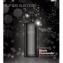 Black Diamonds Deo Colônia | Mary Kay 60ml Frete Gratis