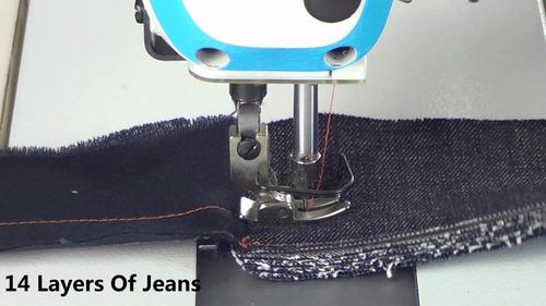Maquina De Costura Reta Industrial Jack F4 Com Frete Gratis