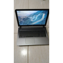 Notebook Laptop Hp 15,6pol Touch Amd A8-7410 4núcleos 8gb1tb