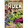 Coleção Histórica Marvel O Incrível Hulk Volume 5 - Panini Original