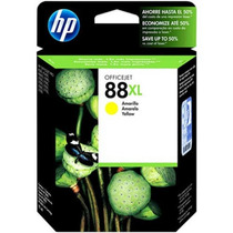 Cartucho Hp 88xl Yellow Original 9393 Venc.09/2015 21 Ml