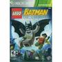 Lego Batman The Video Game Xbox360