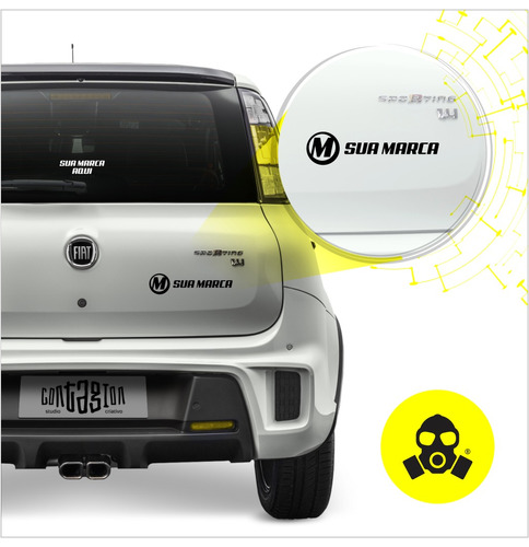 Artesanato Em Ubatuba ~ Adesivo Automotivo Personalizado Em Plotter De Recorte R$1 tYrSp Precio D Brasil