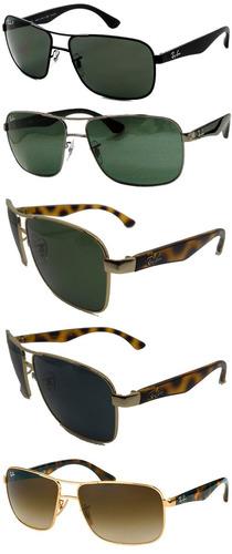 Óculos Ray-ban Rb3516 Highstreet Original Masculino Feminino e4e51d5ccb