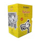 Box - Diário De Um Banana - 5 Volumes - Pocket - Edição E