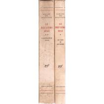 Livro Simone De Beauvoir Le Deuxiéme Sexe Em 2 Volumes 1949
