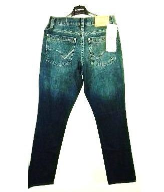 048df7293 Calça Jeans M.officer Masculina Nova Coleção Tm 42 - Low Fit