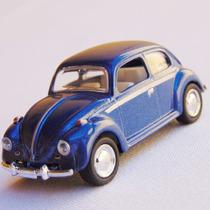 Chaveiro Mini Volkswagen Fusca Latão P Uso Coleção Decoração