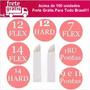 produto Laminas Tebori Micro Aguha 7, 9, 11, 12, 14 Hard E Flex, 18u