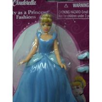 Boneca Disney Pretty As A Princess Cinderella - Tipo Polly