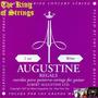 Encordoamento ( Cordas ) Violão Augustine Regal Blue Baixos