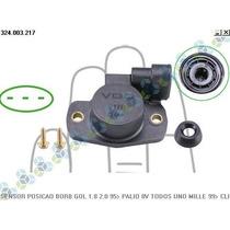 Sensor Posição Borboleta Gol 1.6 8v Gasolina 95 A 96