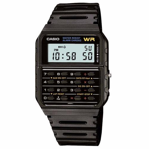 79f0f68eee0 São Paulo. R  1189. 50 vendidos. Relógio Casio Unissex Calculadora Ca-53w