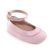 Sapato Infantil Para Bebê Feminio Encanto - Turma Do Pé -