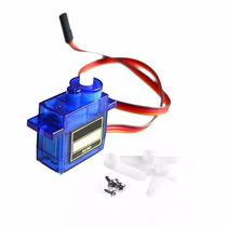 Micro Servo Motor Tower Pro 9g Sg90 Com Acessórios Helicópte