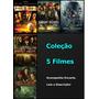 Coleção 5 Filmes Piratas Do Caribe (5 Discos) + Encarte