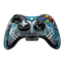 Controle Turbo Rapid - Fire - 30 Modos Halo 4 - Xbox360