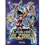 Box Dvd Cavaleiros Do Zodíaco + Hades + Lost Canvas + Omega