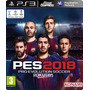produto Pro Evolution Soccer 2018 Pes 18 Midia Digital Ps3 Psn Ptbr