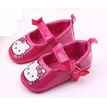 Sapatinho Hello Kitty - Bebe - Menina- Recém Nascido