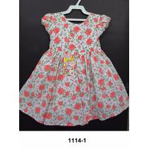 Vestido Infantil Tamanho 1 Menina Bonita - 2 Modelos